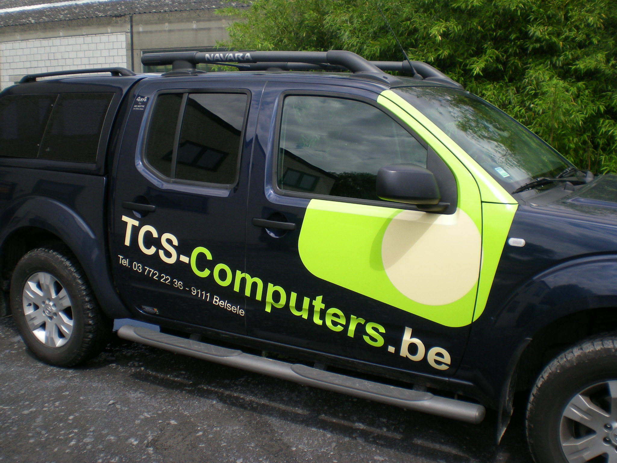 belettering tcs-computers.be