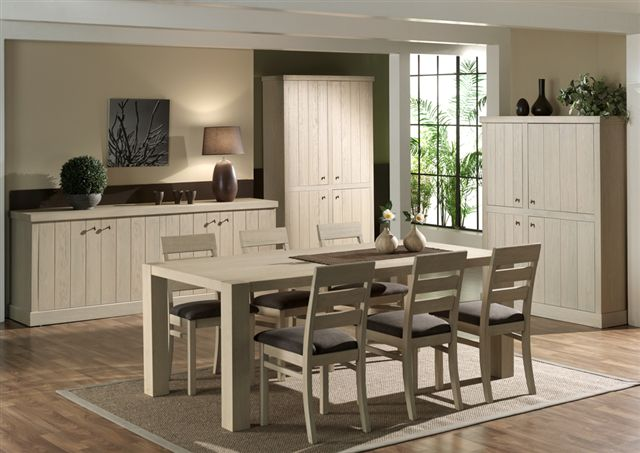Woonkamer eiken keuken cm eiken licht gerookt wit geolied in de woonkamer eiken verouderde - Idee bergkast ...