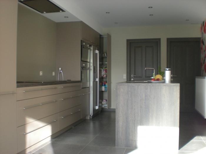 Laminaat keuken witte - Meubilair zwarte keuken lak ...
