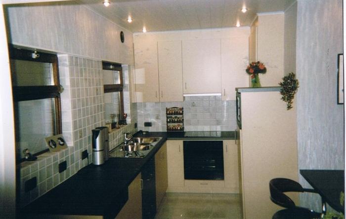 keuken in laminaat