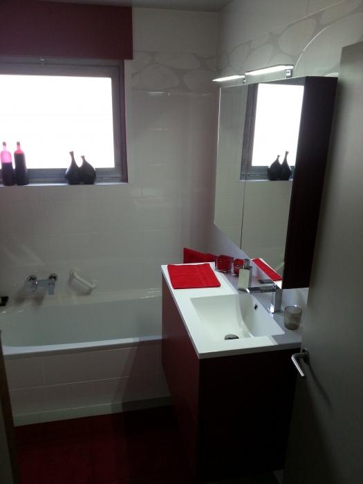 Badkamermeubel in beperkte ruimte volgens wensen van de klant inloopdouche beperkte ruimte - Badkamermeubels kleine ruimte ...